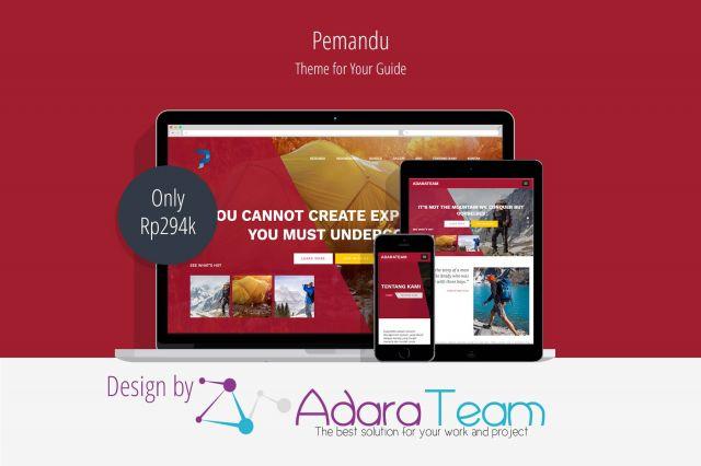 Adara Pemandu - POT00034