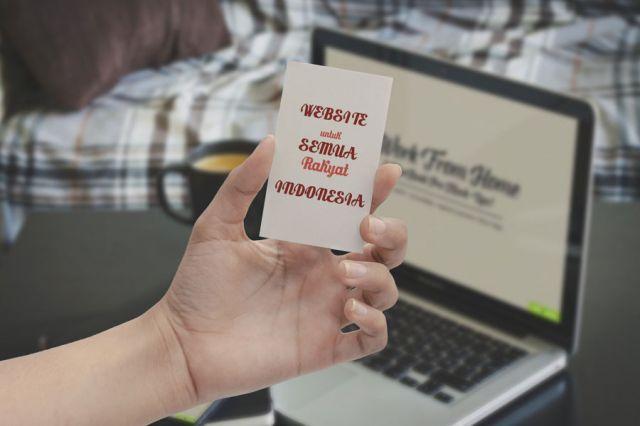 Website untuk Semua Rakyat Indonesia
