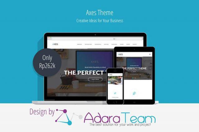 Adara Axes Theme - POT00027